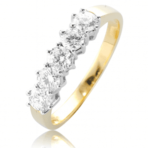 3/4cts Enduring Diamond Romance